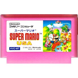 SUPER MARIO USA FAMICOM
