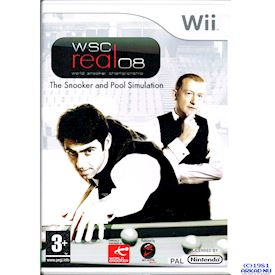 WSC REAL 08 WII