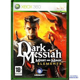 DARK MESSIAH MIGHT AND MAGIC ELEMENTS XBOX 360