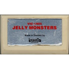 JELLY MONSTERS VIC-20