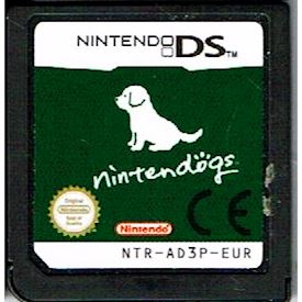 NINTENDOGS LABRADOR & FRIENDS DS