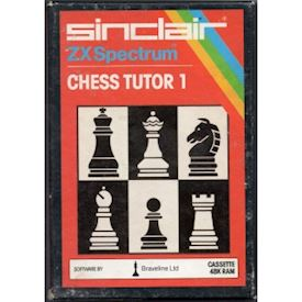 CHESS TUTOR 1 ZX SPECTRUM