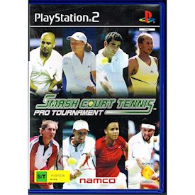 SMASH COURT TENNIS PRO TOURNAMENT PS2