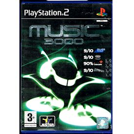 MUSIC 3000 PS2