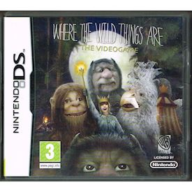 WHERE THE WILD THINGS ARE DS