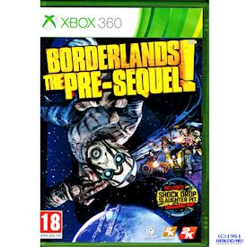 BORDERLANDS THE PRE SEQUEL XBOX 360