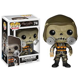 FUNKO POP SCARECROW BATMAN ARKHAM KNIGHT  #74