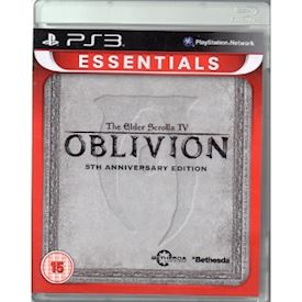 THE ELDER SCROLLS IV OBLIVION 5TH ANNIVERSARY EDITION PS3