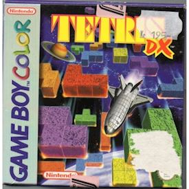 TETRIS DX GAMEBOY COLOR