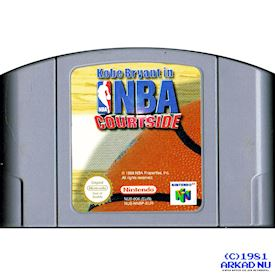 KOBE BRYANT NBA COURTSIDE N64