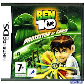 BEN 10 PROTECTOR OF EARTH DS