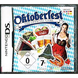 OKTOBERFEST THE OFFICIAL GAME DS