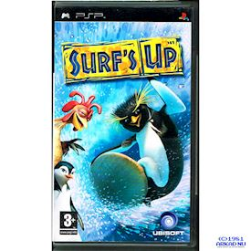 SURFS UP PSP