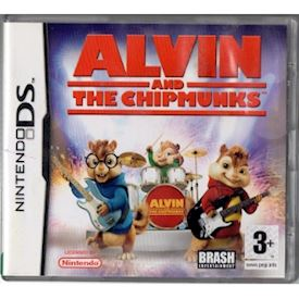 ALVIN AND THE CHIPMUNKS DS