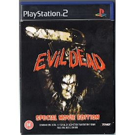 EVIL DEAD SPECIAL MOVIE EDITION PS2