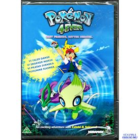 POKEMON 4EVER DVD