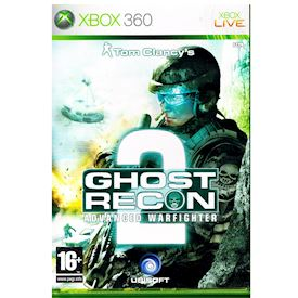 GHOST RECON ADVANCE WARFIGHTER 2 XBOX 360