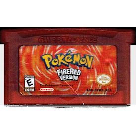 POKEMON FIRERED GBA BOOTLEG