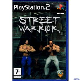 STREET WARRIOR PS2