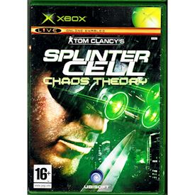 TOM CLANCY'S SPLINTER CELL CHAOS THEORY XBOX