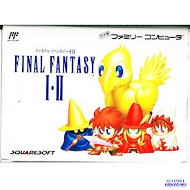 FINAL FANTASY I & II FAMICOM
