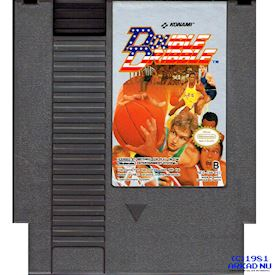 DOUBLE DRIBBLE NES SCN