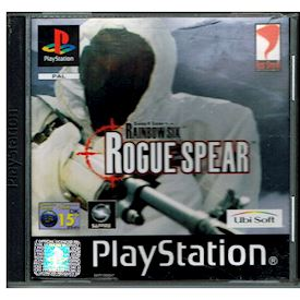 TOM CLANCYS RAINBOW SIX ROGUE SIX PS1