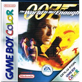 007 THE WORLD IS NOT ENOUGH GBC
