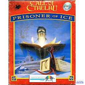 CALL OF CTHULHU PRISONER OF ICE PC BIGBOX