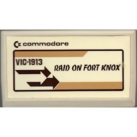 RAID ON FORT KNOX VIC-20