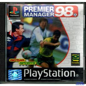 PREMIER MANAGER 98 PS1