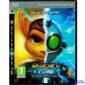 RATCHET & CLANK A CRACK IN TIME COLLECTORS EDITION PS3