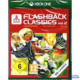 ATARI FLASHBACK CLASSICS VOL 2 XBOX ONE