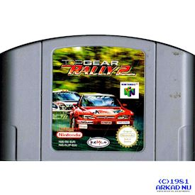 TOP GEAR RALLY 2 N64