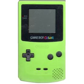 GAMEBOY COLOR KIWI GREEN