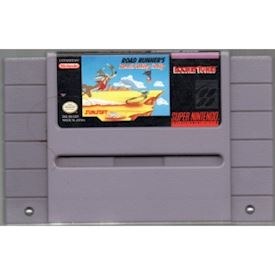 ROAD RUNNER'S DEATH VALLEY RALLY SNES USA