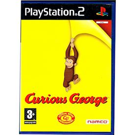 CURIOUS GEORGE ( NICKE NYFIKEN ) PS2