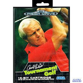 ARNOLD PALMER TOURNAMENT GOLF MEGADRIVE