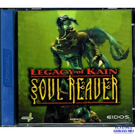 LEGACY OF KAIN SOUL REAVER DREAMCAST
