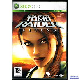 TOMB RAIDER LEGEND XBOX 360