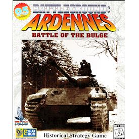 BATTLEGROUND ARDENNES BATTLE OF THE BULGE PC BIGBOX