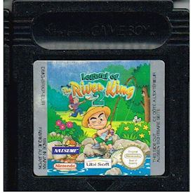 LEGEND OF THE RIVER KING 2 GAMEBOY COLOR
