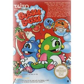 BUBBLE BOBBLE NES SCN