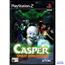 CASPER SPIRIT DIMENSIONS PS2