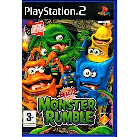 BUZZ JUNIOR MONSTER RUMBLE PS2