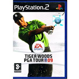 TIGER WOODS PGA TOUR 09 PS2