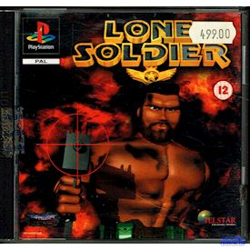 LONE SOLDIER PS1