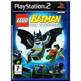 LEGO BATMAN THE VIDEOGAME PS2