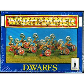 DWARFS WARHAMMER GAMES WORKSHOP 1994