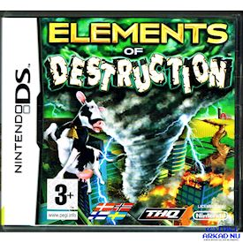 ELEMENTS OF DESTRUCTION DS